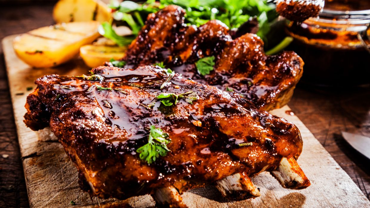 We're Raising the Bar on Baby Back Ribs