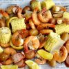 Low Country Boil Family Meal