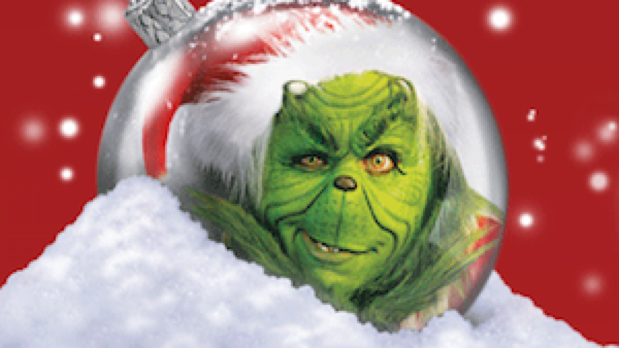 Grinchmas on the Farm