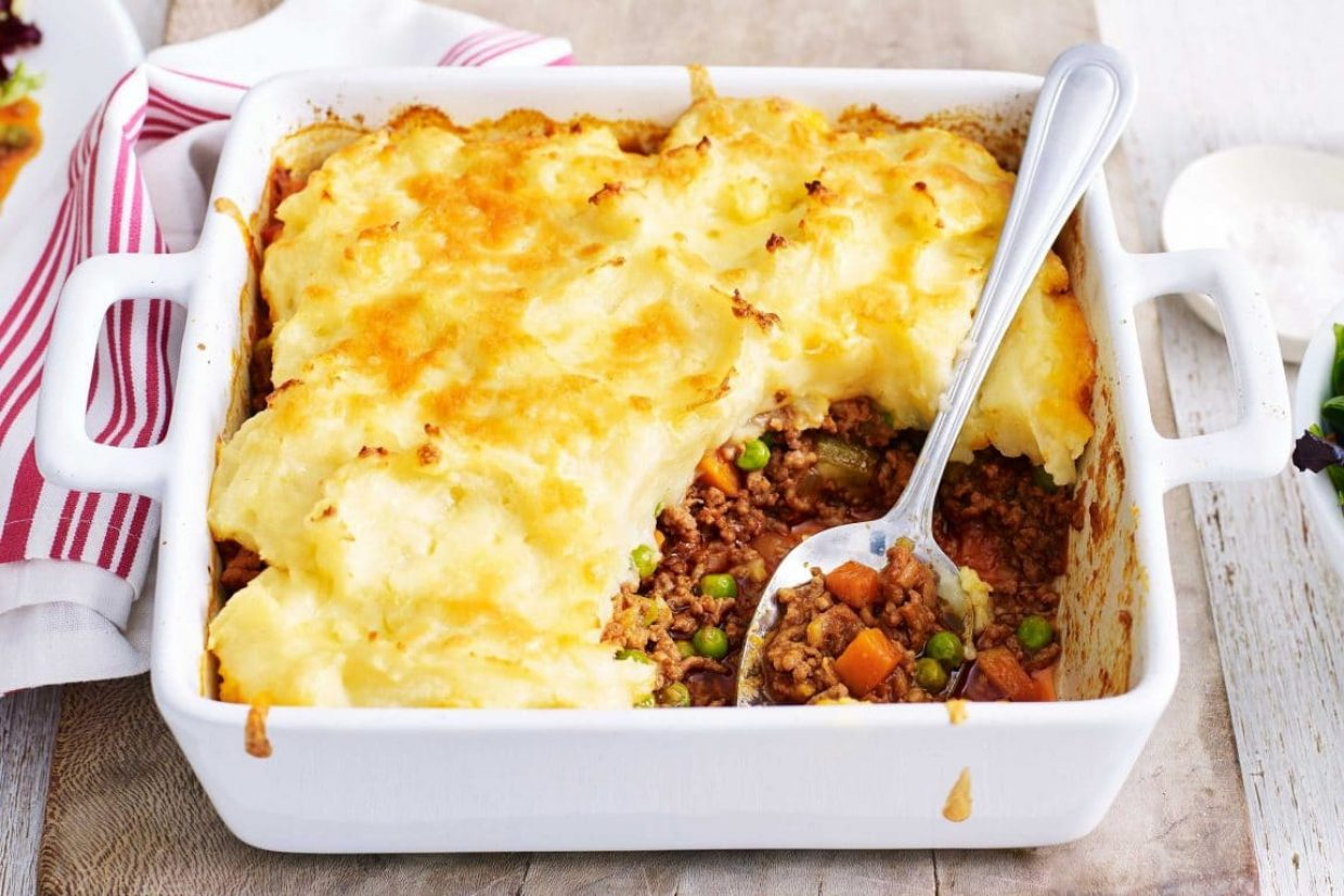 Shepherd's Pie Family Meal