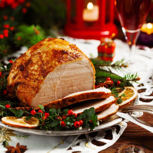 Christmas Holiday Meal 2018