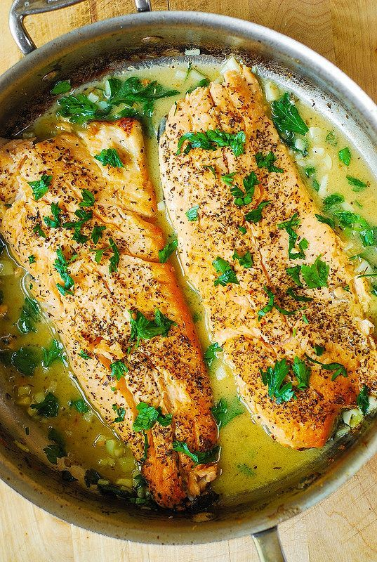 Rainbow Trout Family Meal