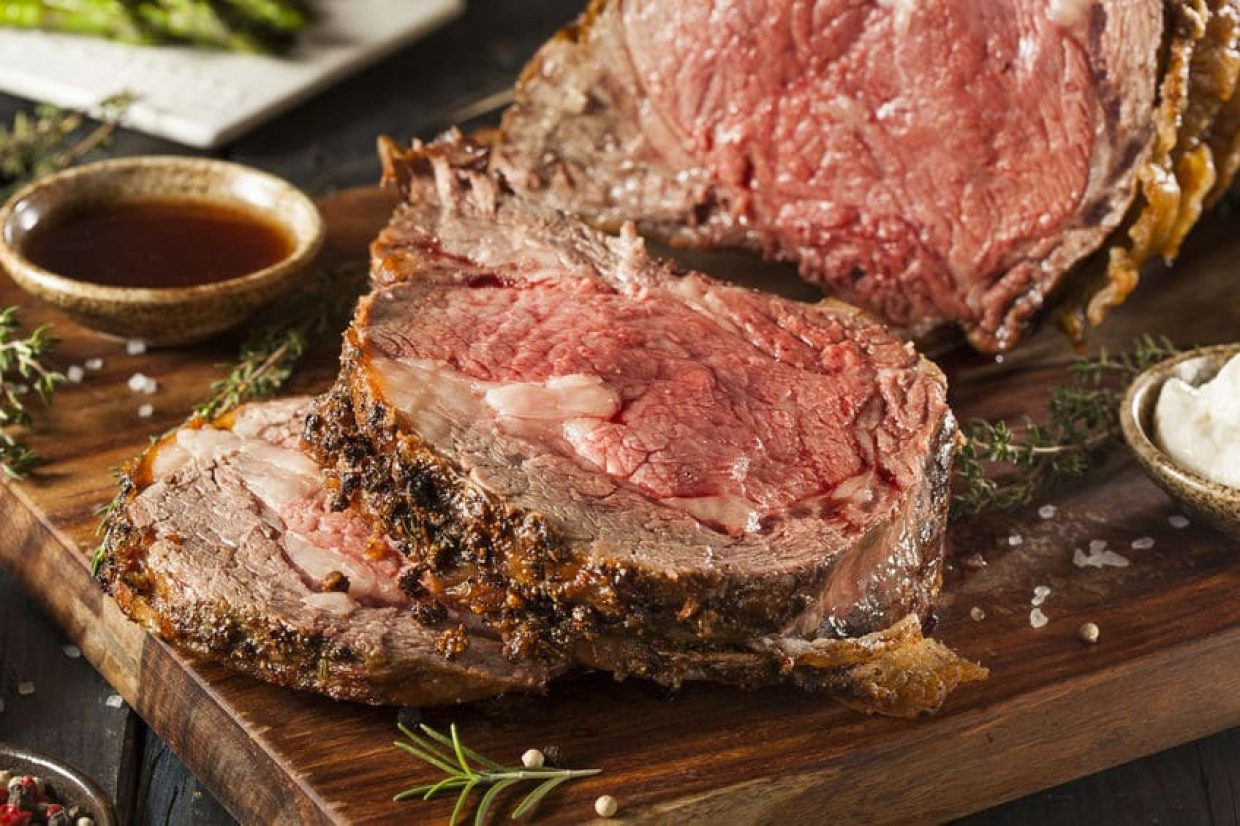 Valentines Prime Rib Meal Feb 16th