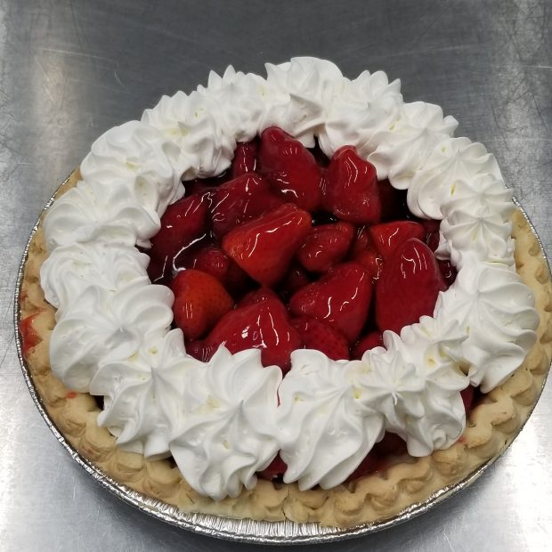 Strawberry Pie Is Here