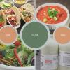 Light Latin Fare Meal