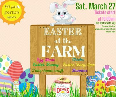 4th Annual Easter Event