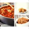 Chicken, BBQ & Stew Feast